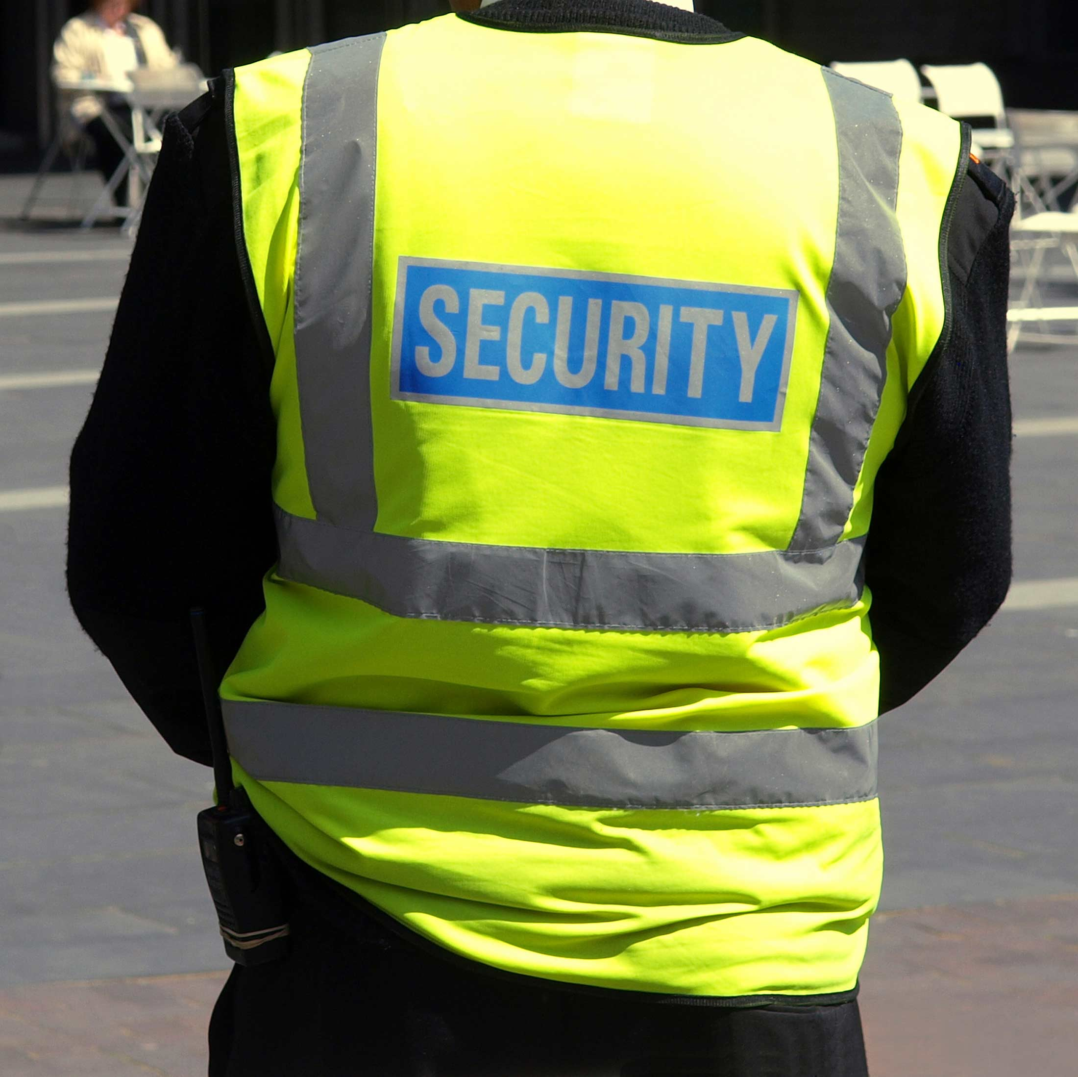 Manned Guarding Services in London